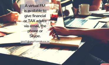 Virtual Financial Manager